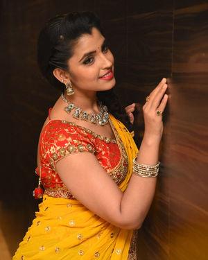 Syamala (Anchor) - Raja Vaaru Rani Gaaru Movie Pre Release Event Photos | Picture 1702381