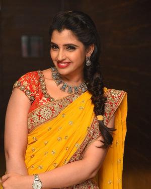 Syamala (Anchor) - Raja Vaaru Rani Gaaru Movie Pre Release Event Photos | Picture 1702370