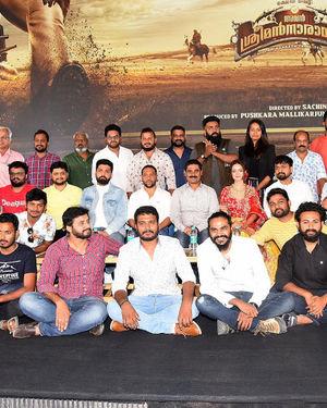 Athade Srimannarayana Movie Trailer Launch Photos