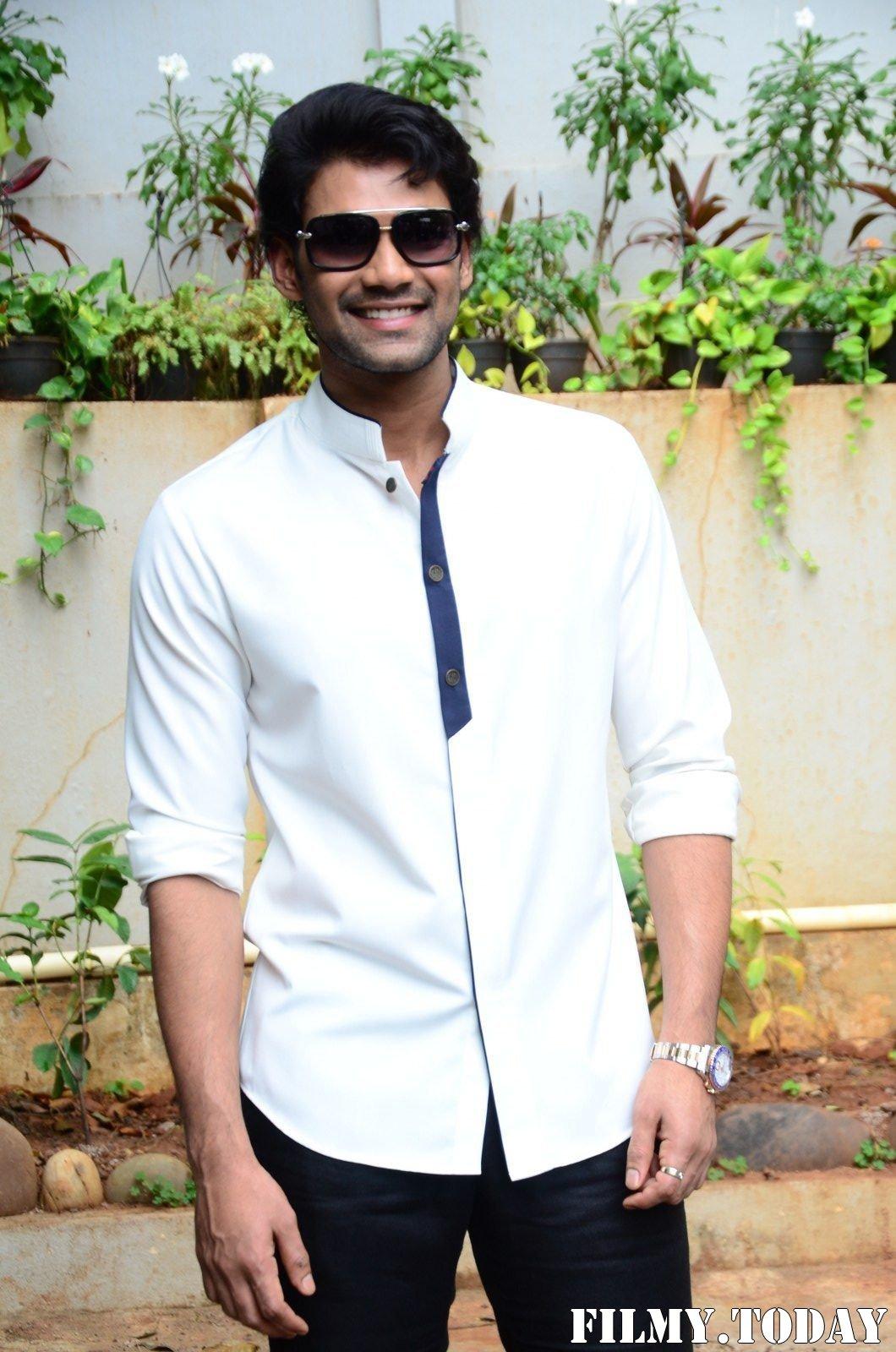 Sai Srinivas Bellamkonda - Bellamkonda Sai Sreenivas New Movie Opening Photos   Picture 1702792