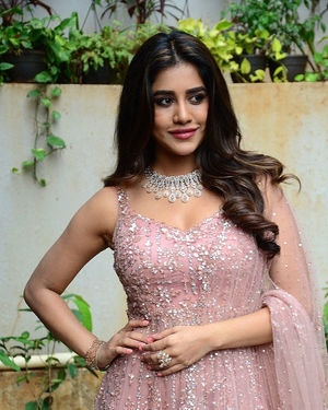 Nabha Natesh - Bellamkonda Sai Sreenivas New Movie Opening Photos | Picture 1702785