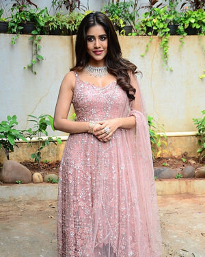 Nabha Natesh - Bellamkonda Sai Sreenivas New Movie Opening Photos | Picture 1702789