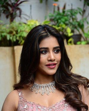 Nabha Natesh - Bellamkonda Sai Sreenivas New Movie Opening Photos   Picture 1702787