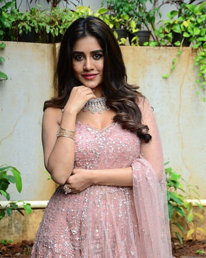 Nabha Natesh - Bellamkonda Sai Sreenivas New Movie Opening Photos | Picture 1702771