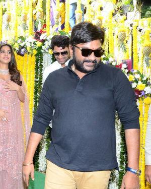 Bellamkonda Sai Sreenivas New Movie Opening Photos