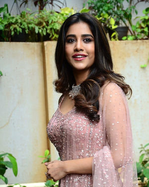Nabha Natesh - Bellamkonda Sai Sreenivas New Movie Opening Photos | Picture 1702777