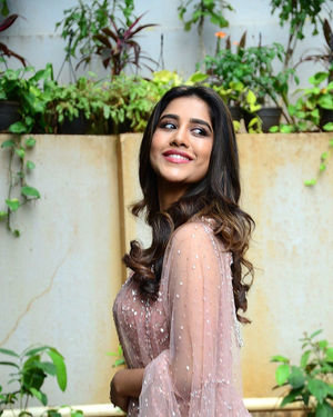 Nabha Natesh - Bellamkonda Sai Sreenivas New Movie Opening Photos | Picture 1702780