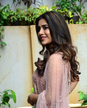 Nabha Natesh - Bellamkonda Sai Sreenivas New Movie Opening Photos | Picture 1702778