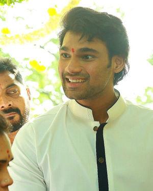 Sai Srinivas Bellamkonda - Bellamkonda Sai Sreenivas New Movie Opening Photos | Picture 1702743