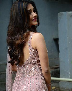 Nabha Natesh - Bellamkonda Sai Sreenivas New Movie Opening Photos   Picture 1702769