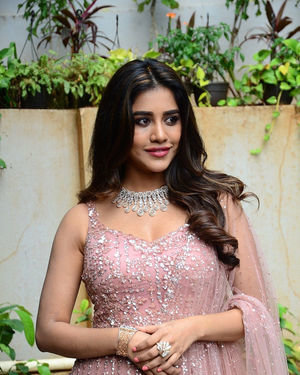 Nabha Natesh - Bellamkonda Sai Sreenivas New Movie Opening Photos | Picture 1702788