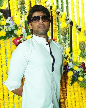 Sai Srinivas Bellamkonda - Bellamkonda Sai Sreenivas New Movie Opening Photos | Picture 1702729