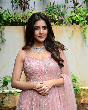 Nabha Natesh - Bellamkonda Sai Sreenivas New Movie Opening Photos | Picture 1702790
