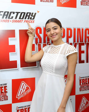 Rukshar Dhillon - Celebs At Celebration Of 'Free Shopping Weekend' By Brand Factory Photos | Picture 1702557