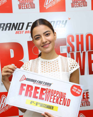 Rukshar Dhillon - Celebs At Celebration Of 'Free Shopping Weekend' By Brand Factory Photos | Picture 1702552