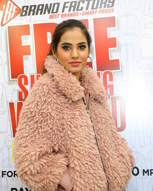 Celebs At Celebration Of 'Free Shopping Weekend' By Brand Factory Photos