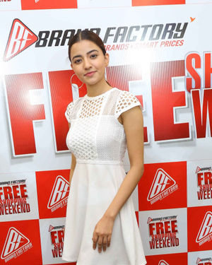 Rukshar Dhillon - Celebs At Celebration Of 'Free Shopping Weekend' By Brand Factory Photos