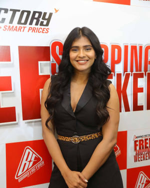 Hebah Patel - Celebs At Celebration Of 'Free Shopping Weekend' By Brand Factory Photos | Picture 1702545