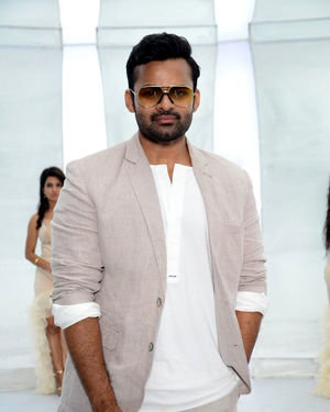 Sai Dharam Tej - Prathi Roju Pandage Movie Song Shoot Coverage And Press Meet Photos | Picture 1702883