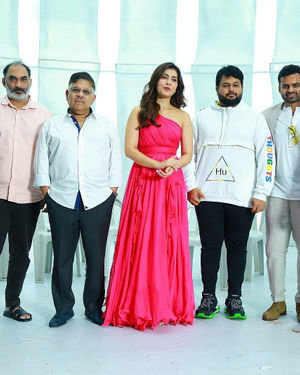 Prathi Roju Pandage Movie Song Shoot Coverage And Press Meet Photos | Picture 1702916
