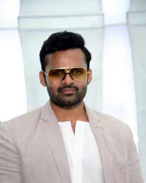 Sai Dharam Tej - Prathi Roju Pandage Movie Song Shoot Coverage And Press Meet Photos | Picture 1702884