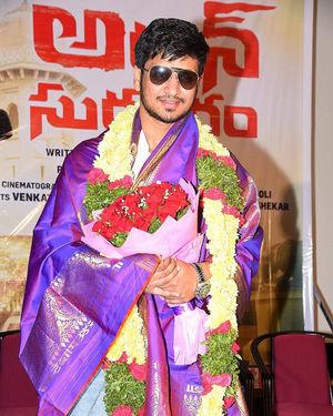 Nikhil Siddhartha - Arjun Suravaram Movie Success Meet Photos
