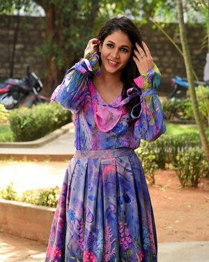 Lavanya Tripathi - Arjun Suravaram Movie Success Meet Photos | Picture 1703313