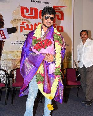 Nikhil Siddhartha - Arjun Suravaram Movie Success Meet Photos | Picture 1703360