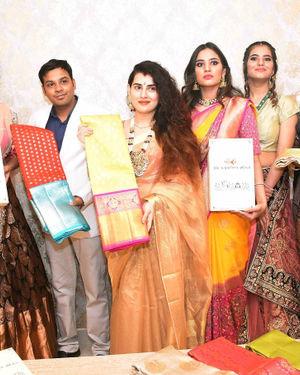 Curtain Raiser Of 'Sri Krishna Silks' At Banjara Hills Photos