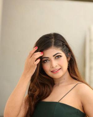 Srijita Ghosh - Meena Bazaar Movie Trailer Launch Photos