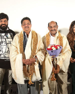 Meena Bazaar Movie Trailer Launch Photos