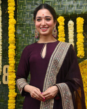 Tamanna Bhatia - Gopichand New Movie Launch Photos | Picture 1689017
