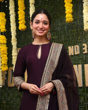Tamanna Bhatia - Gopichand New Movie Launch Photos | Picture 1689010