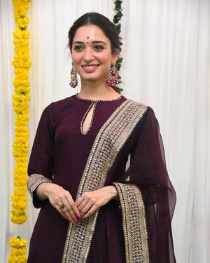 Tamanna Bhatia - Gopichand New Movie Launch Photos | Picture 1689047
