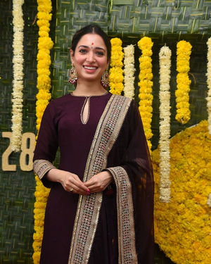 Tamanna Bhatia - Gopichand New Movie Launch Photos | Picture 1689021