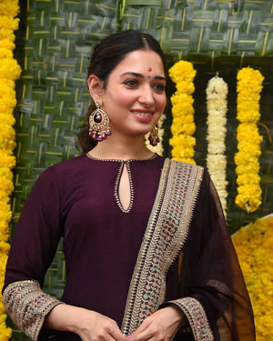 Tamanna Bhatia - Gopichand New Movie Launch Photos | Picture 1689019