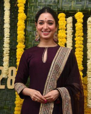 Tamanna Bhatia - Gopichand New Movie Launch Photos   Picture 1689022