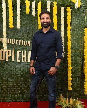 Gopichand - Gopichand New Movie Launch Photos | Picture 1689028