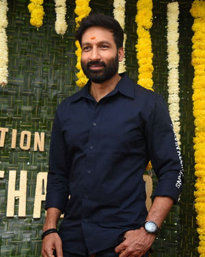 Gopichand - Gopichand New Movie Launch Photos | Picture 1689027