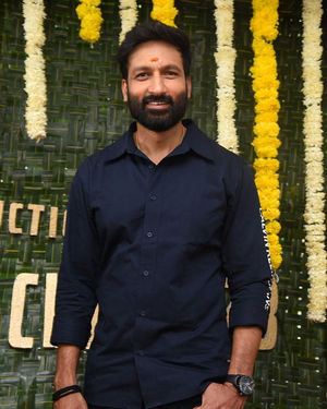Gopichand - Gopichand New Movie Launch Photos