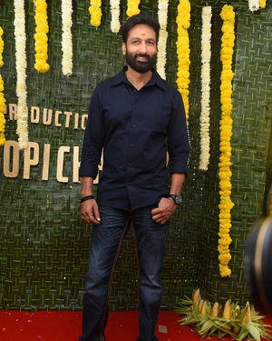 Gopichand - Gopichand New Movie Launch Photos | Picture 1689030