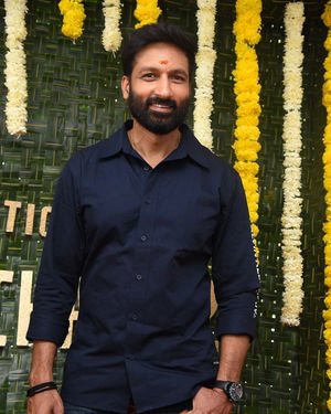 Gopichand - Gopichand New Movie Launch Photos | Picture 1689029