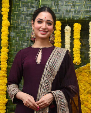Tamanna Bhatia - Gopichand New Movie Launch Photos | Picture 1689018