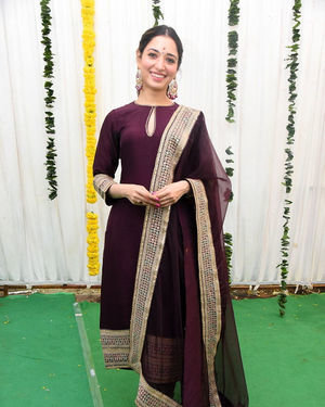 Tamanna Bhatia - Gopichand New Movie Launch Photos | Picture 1689046