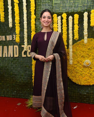 Tamanna Bhatia - Gopichand New Movie Launch Photos | Picture 1689020