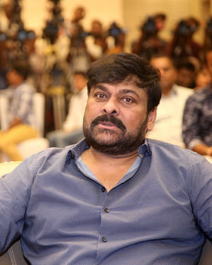 Chiranjeevi  - Sye Raa Narasimha Reddy Press Meet Photos
