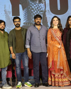 Sye Raa Narasimha Reddy Press Meet Photos