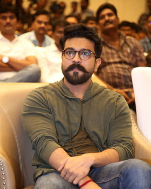 Ram Charan Teja - Sye Raa Narasimha Reddy Press Meet Photos
