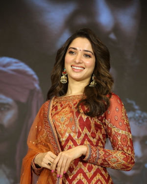Tamanna Bhatia - Sye Raa Narasimha Reddy Press Meet Photos