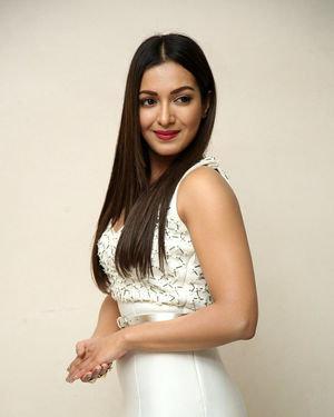 Catherine Tresa At Vadaladu Movie Pre-release Event Photos | Picture 1689710